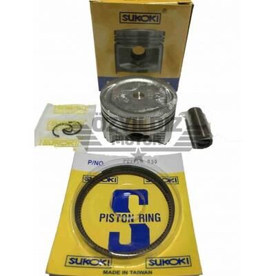 PİSTON SEGMAN PCX150 SUKOKİ STD